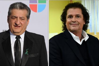 Jorge Oñate y Carlos Vives