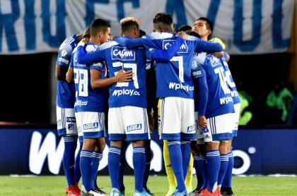 Foto de Millonarios ilustra nota sobre Millonarios F.C vs. Jaguares