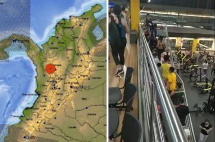 Temblor en Medellín 1 de marzo de magnitud 5.1
