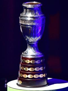 Copa América: ministro Ernesto Lucena niega cancelación y dice si habrá público. Imagen de la Copa
