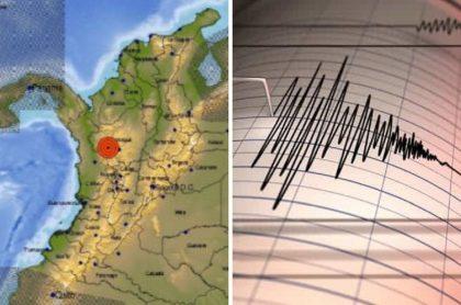 Temblor en Antioquia, que dejó un muerto en Medellín