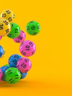 Balotas, ilustran nota sobre resultados de la lotería de Cundinamarca, Tolima y chances de marzo 1.