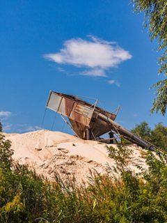 Minería en Colombia.