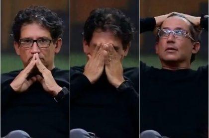 Antonio Casale, durante programa de ESPN, fue criticado por su actitud dramática
