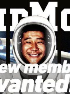 Yusaku Maezama, el multimillonario japonés que busca 8 personas para que lo acompañen a la Luna