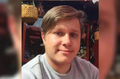 Stefano Landucci, joven que se perdió en Bogotá, apareció en Villavicencio