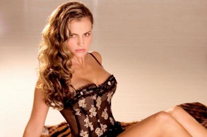 Aura Cristina Geithner no deja de sorprender a sus seguidores y compartió sensuales fotos del contenido que está subiendo OnlyFans.