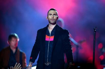 Maroon 5 cancela su concierto del 9 de marzo en Bogotá