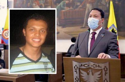 Amenazas de muerte a Jorge Colmenares, hermano de Luis Andrés Colmenares