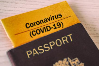 ¿Qué es el pasaporte de vacunación de la Unión Europea?