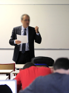 Universidades de Colombia tieneN 12 de las 100 mejores carreras del mundo. Imagen de referencia de un salón de clases.