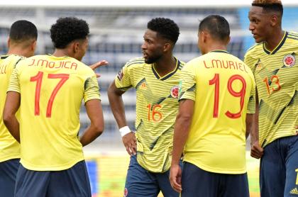 No habría Eliminatoria suramericana: FIFA propone jugar en Europa. Imagen de referencia de la Selección Colombia.