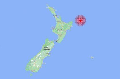 Tercer terremoto en Nueva Zelanda, que confirma la alerta de tsunami en ese país