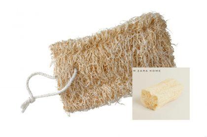 Esponjas ilustra nota sobre críticas a Zara por excesivos precios en artículos de cocina, como esponjas