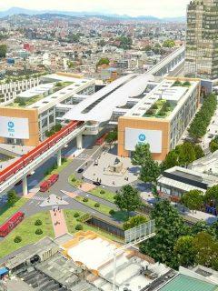 """La primera línea del Metro de Bogotá fue destacado como """"Mejor proyecto de tránsito"""" en los P3 Awards."""