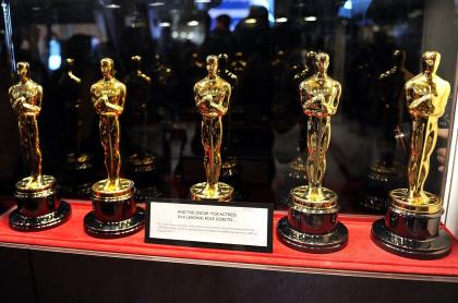 Foto de Estatuilla de premios Óscar, a propósito de cómo las fabrican