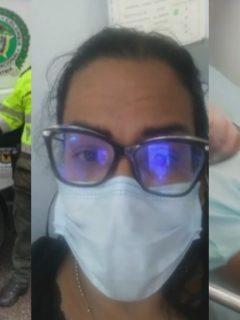 Hombre colombiano, que dice ser dueño del pedazo en Salitre, atacó a vendedor ambulante venezolano.