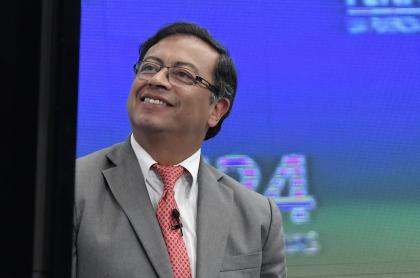 Imagen de Gustavo Petro, quien anunció que el Consejo de Estado falló en su favor