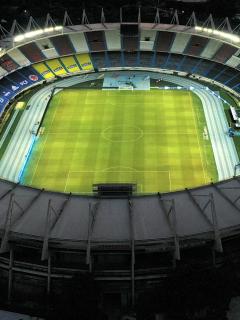 Colombia vs. Brasil, partido de Eliminatorias, se podría jugar en Miami y ya no en Barranquilla. Imagen del estadio Metropolitano.
