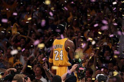 Foto de Kobe Bryant ilustra nota sobre el Juego de las Estrellas