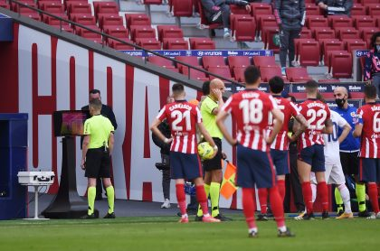 Video de goles y resultado del partido Atlético de Madrid vs. Real Madrid hoy. Goles gratis y mejores momentos del partido