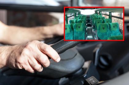 Conductor en Bogotá pagó tres millones de pesos y no puede mover su carro.