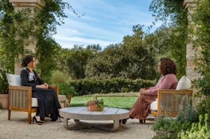 Meghan Markle, en entrevista con Oprah Winfrey, reveló que tuvo pensamientos suicidas y que la realeza no le ayudó