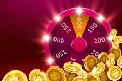 Ruleta de la suerte ilsutra nota sobre resultados de las loterías de Boyacá y Cauca, de marzo 6.
