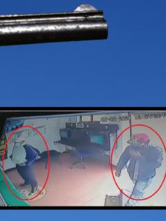 Imagen de una pistola que ilustra nota; mujer sacó corriendo a ladrones; usó arma para evitar un robo, en Soacha