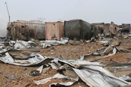 El Ministerio de Sanidad de Guinea Ecuatorial informó que 31 personas murieron y otras 500 resultaron heridas luego de las cuatro explosiones en Bata.