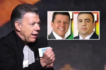 Audio: complot para vincular a Juan Manuel Santos con financiación de Odebrecht