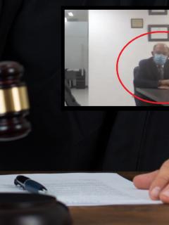 Cartel de la toga: exmagistrado Francisco Ricaurte, condenado