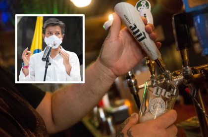 Reapertura de bares en Bogotá: Claudia López cancela plan piloto