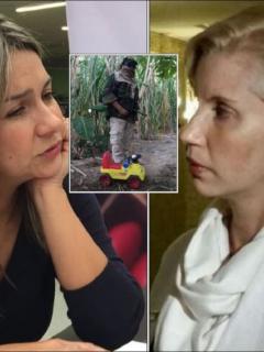 Vicky Dávila y Claudia Gurisatti, periodistas amenazadas por 'Jesús Santrich', según confirmó la Policía