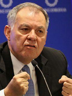 Alejandro Ordóñez, embajador de Colombia en la ONU