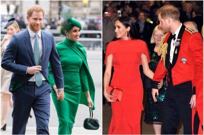 Fotos de Príncipe Harry y Meghan Markle, a propósito de por qué no aparecerán en 'The Crown'