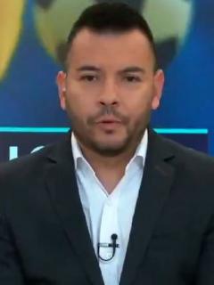 Algunos periodistas de Win Sports le enviaron varios mensajes de solidaridad a Carlos Orduz luego de accidente en ESPN Colombia.