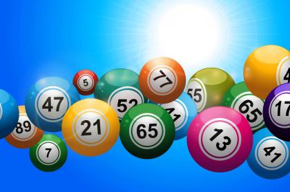 Imagen de balotas de lotería, a propósito de resultados de Cruz Roja y Huila