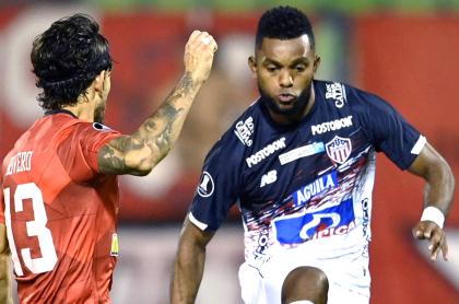 Junior vence a Caracas de Venezuela en segunda fase previa de Copa Libertadores
