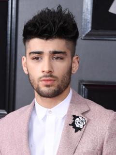 Zayn Malik insulta al no ser nominado a los Grammy 2021