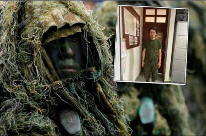 El Ejército encontró al 'Profe' Edwin Arévalo luego del bombardeo en Guaviare
