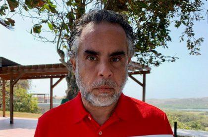 Armando Benedetti, que deberá responder por enriquecimiento ilícito