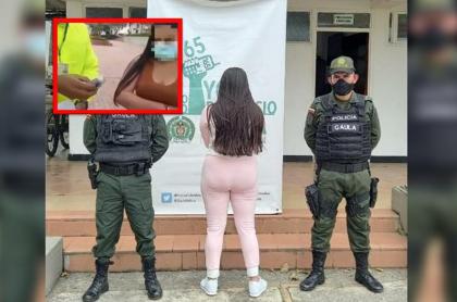 Mujer extorsionó a un hombre infiel en Boyacá.
