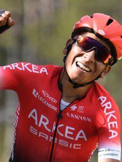 Nairo Quintana (Arkéa) se coronó campeón de la Vuelta a Asturias 2021, logrando su primer título de la temporada.