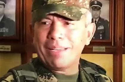 Bombardeo en Guaviare: menores deben tomarse como combatientes, según general Jorge Hoyos. Imagen de referencia del uniformado.