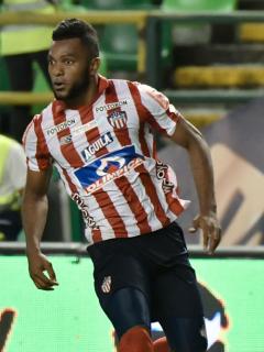 Foto de Miguel Ángel Borja ilustra nota sobre Atlético Nacional vs. Junior de Barranquilla (fotomontaje Pulzo)