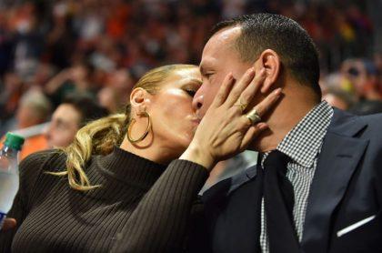 Jennifer Lopez y su prometido, Alex Rodríguez, desmienten que se hayan separado