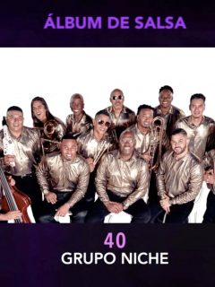Grupo Niche ganó el premio Grammy a mejor álbum tropical latino 2021.