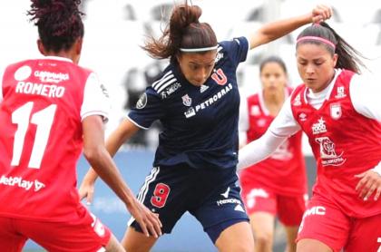 Santa Fe, eliminado en la Copa Libertadores Femenina ante Universidad de Chile
