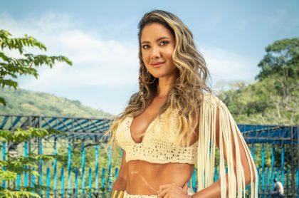 Daniella Álvarez, presentadora del 'Desafío', quien confesó por qué perdonaría una infidelidad